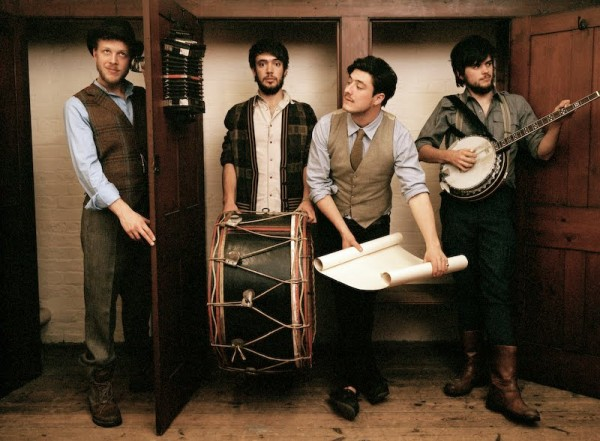 Mumford++Sons+By+Rebecca+Miller