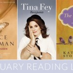 January Reading List Update