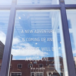 A new adventure is coming up and I'm sure it…