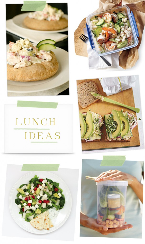 LunchIdeas