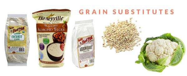 GrainSubstitutes