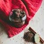 Wild Beauty: Spiced Rooibos Tea Sugar Scrub