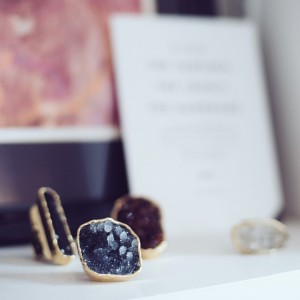 From my visit with @plumajewelry on Sunday. Her studio =