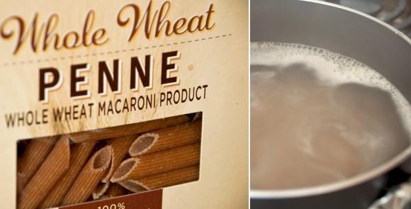 whole wheat penne