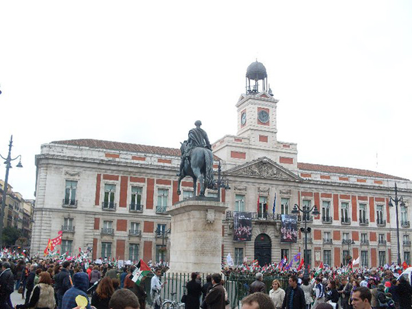 CITY GUIDE: Madrid - Be Up & Doing