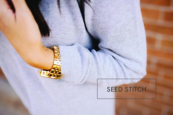 Seed Stitch2