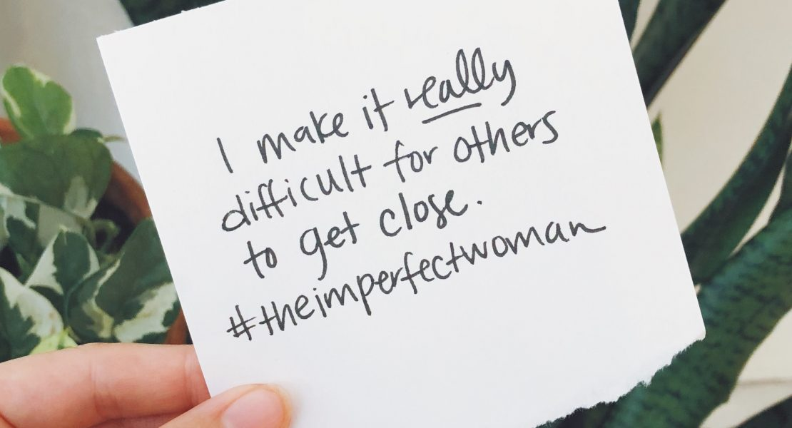 The Imperfect Woman